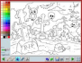 coloriage halloween